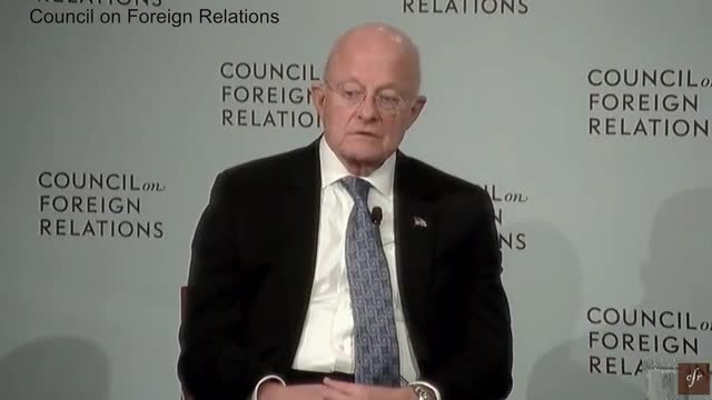 Clapper on No-Fly Zone: Wouldn't Put It Past Russia to Shoot Down a U.S. Jet