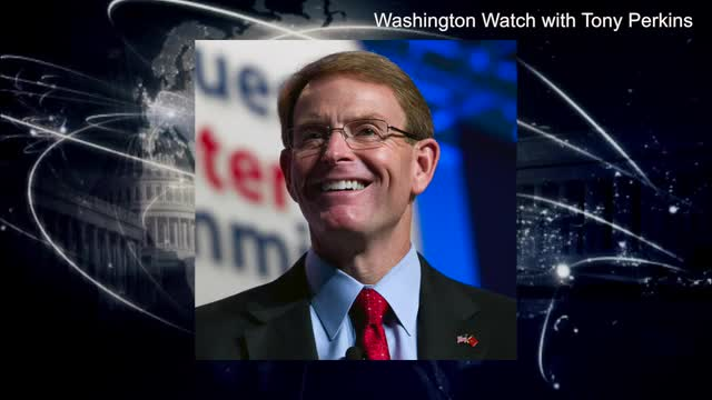 Tony Perkins: 'I Don't Think We Can Sustain Another 4 Years' of Left-Wing Policies