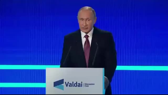 Putin on Claims Russia Could Affect US Election: 'America is Not Some Kind of Banana Republic'