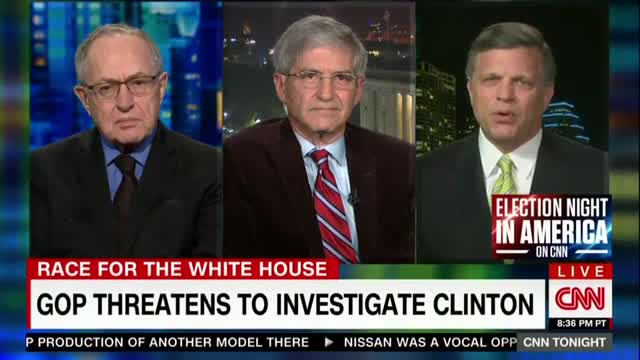 Brinkley: Voters Are 'Tired' of Hillary's E-Mails, WikiLeaks; Hopes GOP Will Rally to Her Post-Election