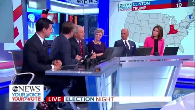 ABC's Gibson: Trump Is 'Toxic,' Should Learn to Apologize from Hillary