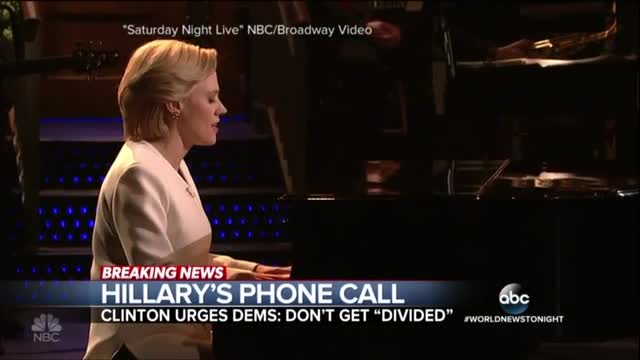 ABC Still Mourning for Hillary Defeat, She's 'Acknowledging the Pain'