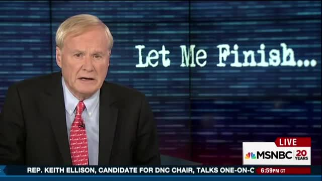 Matthews: Bolton Leading State Department Will Make People, Like Protesting Son, 'Sad'