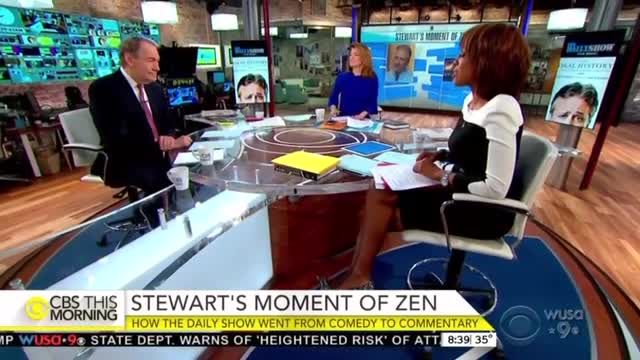 'CBS This Morning' Anchors Fawn Over 'Special' Jon Stewart's 'Daily Show'