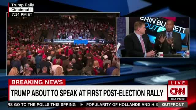NYT's Blow Vents on CNN: 'I Don't Care' About Trump Supporters