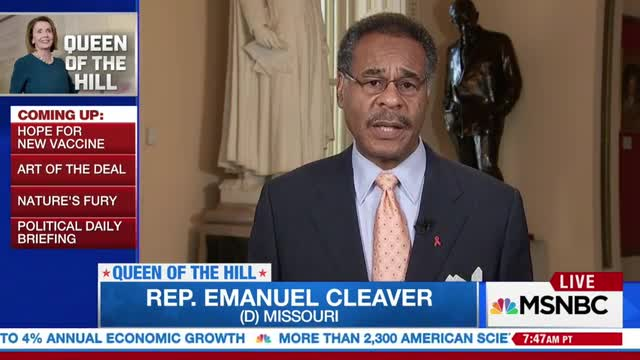 Rep. Cleaver: Democrats 'Have No Strategy and We Have No Plan' For 'New Era'