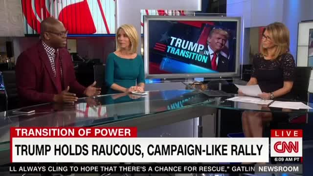 CNN Guest: Bannon Helped 'White Nationalist Terrorists'