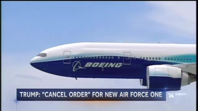 Nets Can't Decide on Air Force One Contract Numbers, Smear Trump