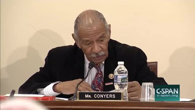 Rep. John Conyers: 'The Electoral College Is Rooted in Slavery'