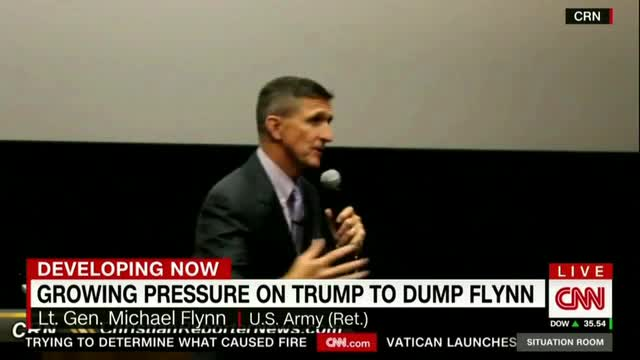 CNN Touts Attacks on Flynn Over 'Inflammatory,' 'Islamophobic Remarks'