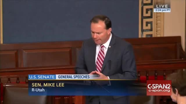 Sen. Mike Lee: Protect Rights of Down Syndrome Americans in 'Our Communities, Our Families, Our Culture'