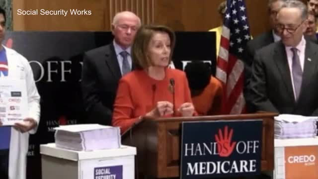 Pelosi on Ryan's Medicaid Plan: People 'Won't Be Able to Go to Their Own Doctor'