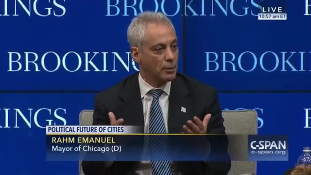 Chicago Mayor: Our City and State Have Values We Are Teaching Our Children – Embrace Gay Marriage