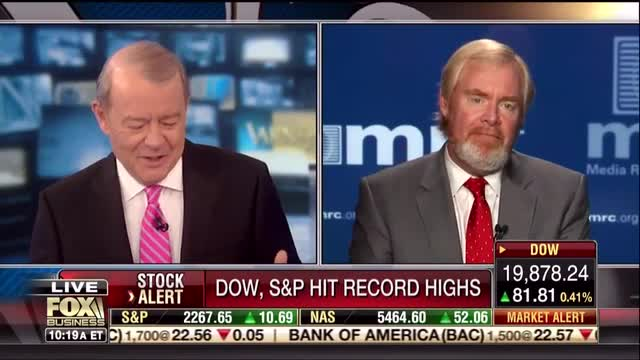 MRC's Bozell Exposes 'Militantly Anti-Trump' WashPost