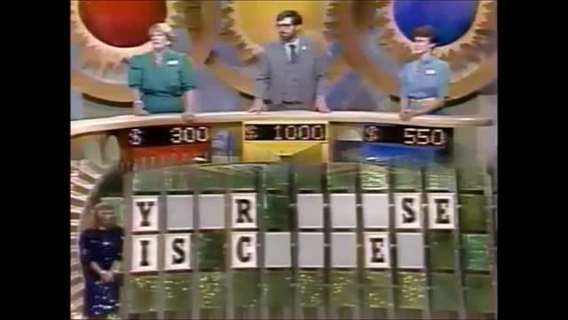 Worst 'Wheel of Fortune' Guess EVER