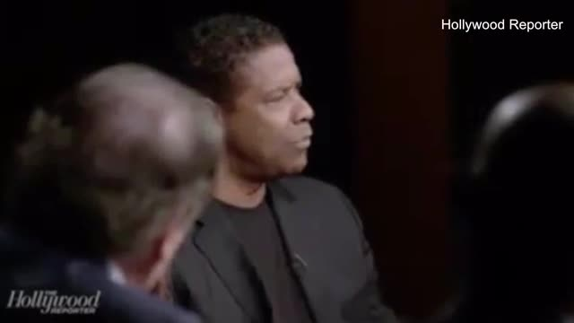 Denzel Washington on 'Difficulty' of Filmmaking: 'Send Your Son to Iraq. That's Difficult'