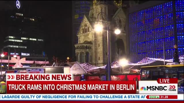HuffPo Writer on MSNBC Whines German Right Wing Is Politicizing Berlin Attack