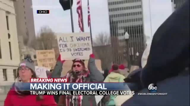 ABC Highlights Electoral College Disruptors, Shocked by Clinton Defections