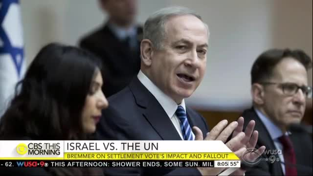 CBS Attacks Netanyahu, Defends Obama On UN Vote