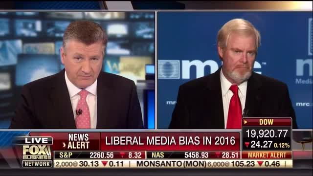 MRC's Bozell: 'It's Going to Be Scorched Earth' Next Year with Media Thwarting Trump