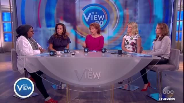 Whoopi: Liberals in Hollywood Discriminated Against More Than Conservatives