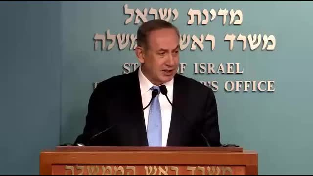 Netanyahu: 'We Have Unequivocal Evidence' Obama Adminstration Led UN Resolution That Marked 'Major Break With US Policy'