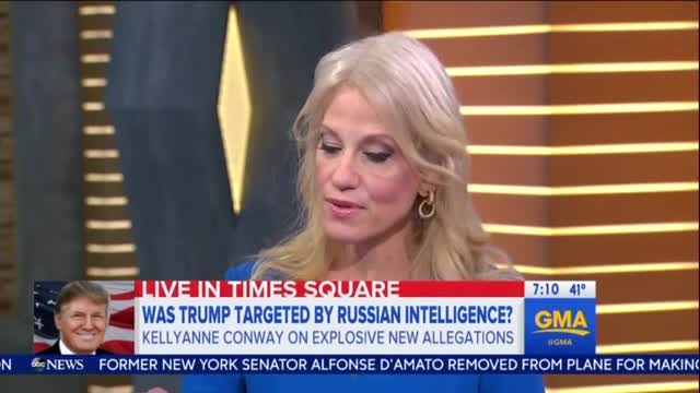 Stephanopoulos Scoffs At Conway Saying Media Tried to Help Hillary Win Election