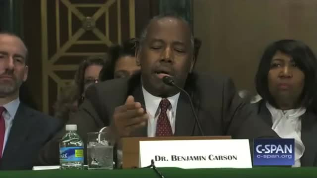 Carson: 'The Rental Assistance Program Is Essential'