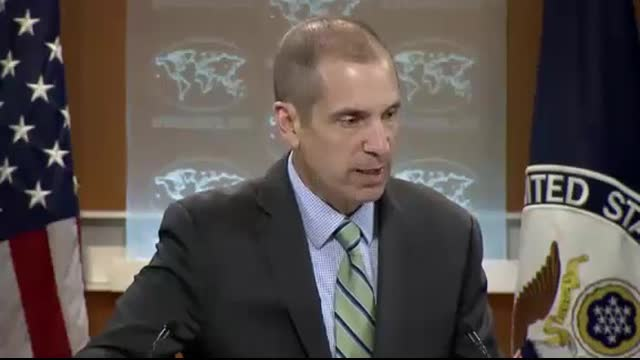 State Dep't: Kerry is Not Taking Part in Mideast Conference to 'Box In The Incoming Administration'