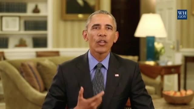 In Last Weekly Address, Obama Discusses What Has 'Kept Me Honest'