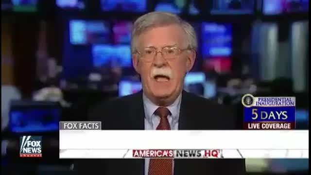 Bolton on Reaching Out to Iran Opposition: US Should be 'Free to Speak to Whomever it Wants'