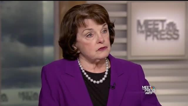 Feinstein: 'I Understand Why John Lewis Feels the Way He Does'