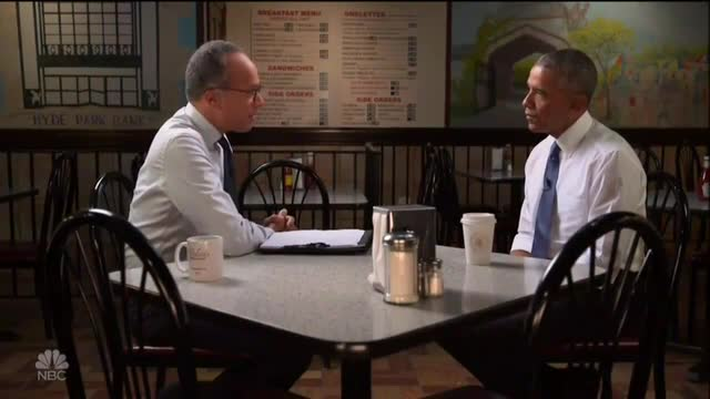 NBC's 'Dateline' Obama Special — Holt Goes All Gush with Obama, Censors Scandals