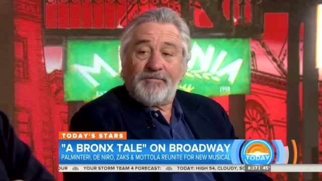 De Niro Supports Inauguration Boycott, Warns to be 'On Guard' Against Trump