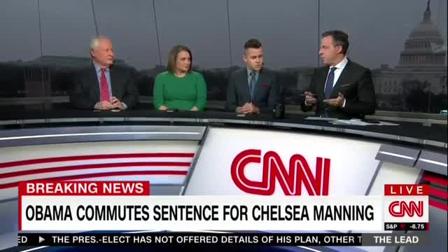 Tapper Notes How White House Used to Be 'Angry' and Outraged' by Manning Crimes