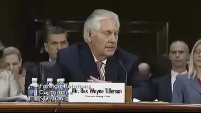 Tillerson Signals Review of Funding Pledged by Obama for UN Climate Fund