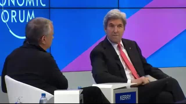 Kerry Jokes That Trump Administration May Only Last a Year or Two