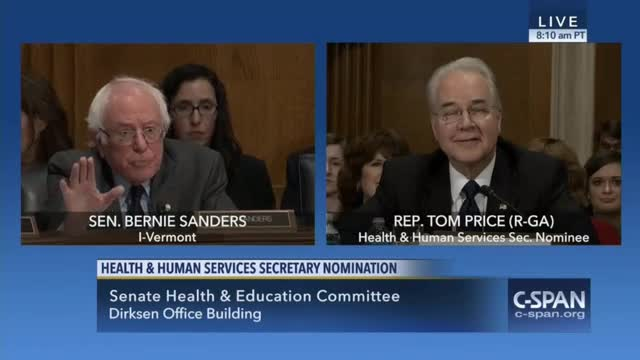 Bernie Sanders: 'No, This Is Not a Compassionate Country!'