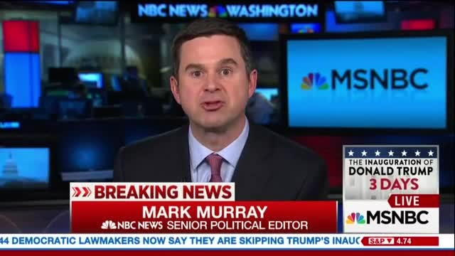 MSNBC Cheers Obamacare's 'Popularity Soars,' Warns Against Repeal
