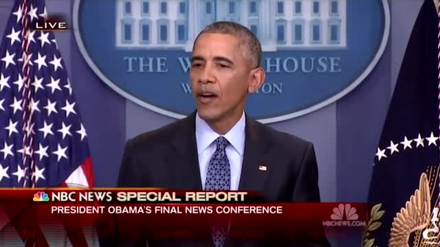 Obama Thanks Press Corps for Being 'Skeptics' Not 'Sycophants'