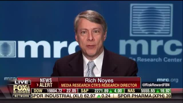 MRC's Rich Noyes Hits ABC, CNN for Polls Slanted Toward Liberals Attacking Trump