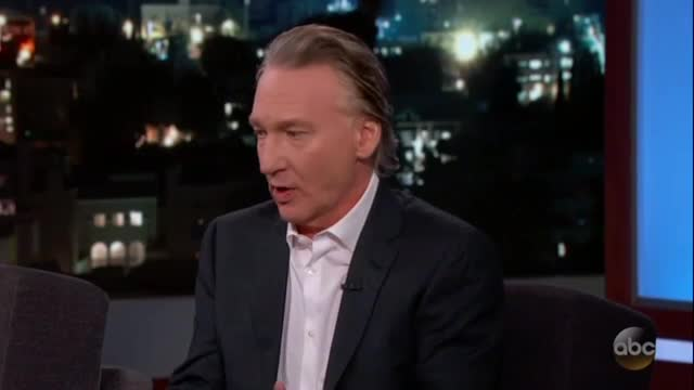 Maher: 'Both Sides' Aren't 'Equally Wrong;' Right Got On 'Short Bus to Crazytown'
