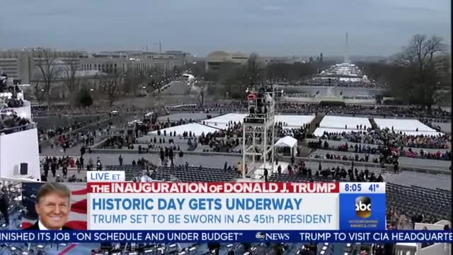 ABC Touts Reasons Why Dems Are Boycotting Trump Inauguration
