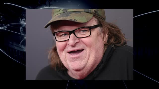Michael Moore at Anti-Trump Rally Near White House: 'The Terrorists Are about Three Blocks Away'