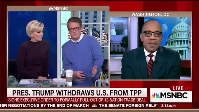 Morning Joe Panel: Media Focusing on Trump's Antics, Need To Focus On Policy