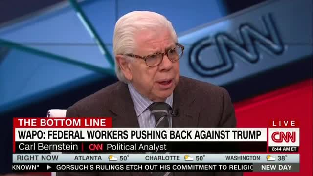 CNN's Bernstein Sees 'Trumpist Bigotry Masquerading as National Security Policy'