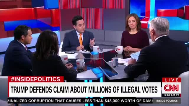 WashPost Writer: Trump/GOP will Be 'in Trouble' for Saying 'Illegals'