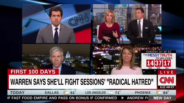 CNN Labels McConnell and GOP 'Sexist'