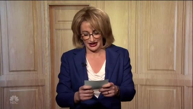 Betsy DeVos Is a Disobedient Dog in Tonight Show Sketch