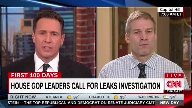 CNN's Cuomo Falsely Claims Flynn Call to Russia Wasn't Wiretapped, Dismisses Leaks